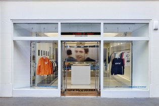 a number of names* to Open New London Flagship