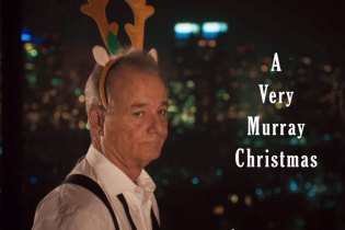 'A Very Murray Christmas' Teaser Trailer Starring Bill Murray