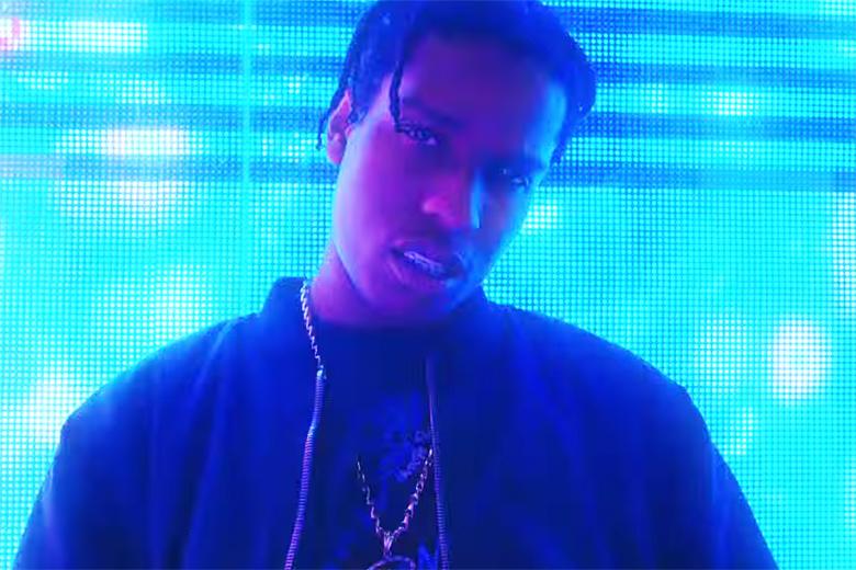 "A$AP Rocky ""L$D (Love x $ex x Dreams)"" Music Video"