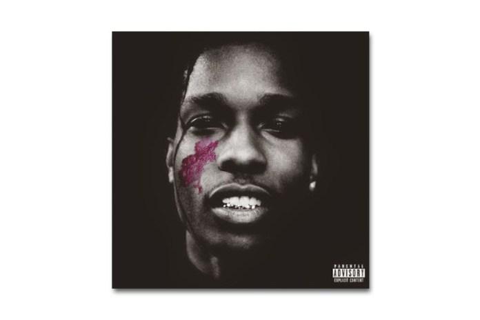 A$AP Rocky Unveils a Second 'At.Long.Last.A$AP' Cover
