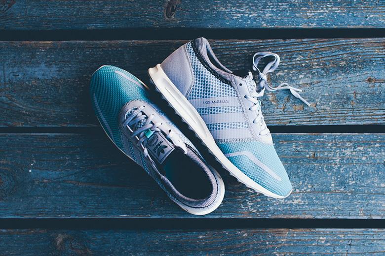 "adidas Originals Los Angeles ""Aqua"""