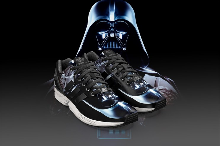 adidas Originals Adds 'Star Wars' Graphics for Customization of the ZX Flux