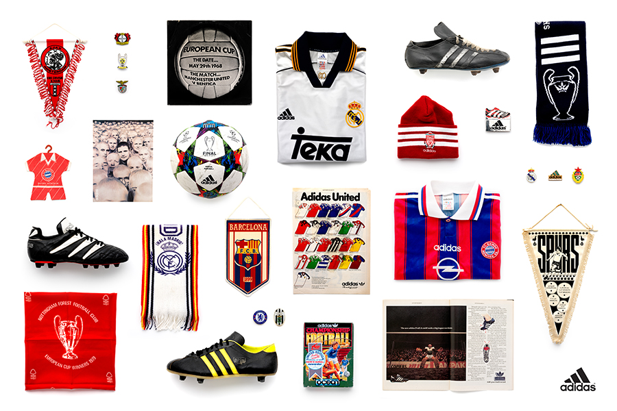 """adidas to Host """"CLUBHOUSE"""" Event for Champions League Final"""