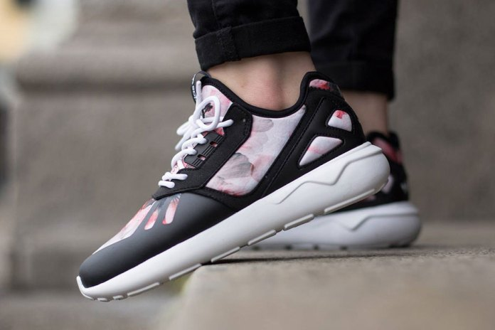 "adidas Originals Tubular ""Flower Petals"""