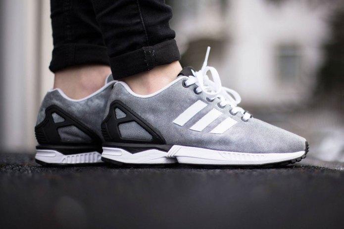 adidas Originals ZX Flux Core Black/Footwear White