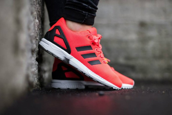 adidas ZX Flux Red/Core Black