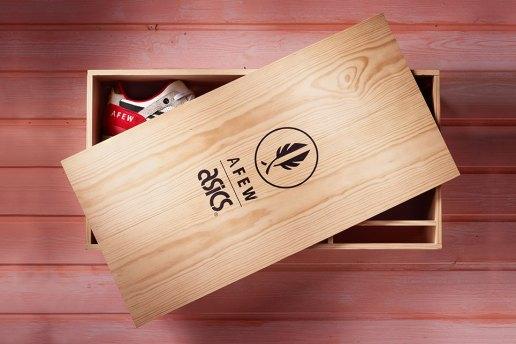 "Afew x ASICS GEL-Lyte III ""Koi"" Teaser"