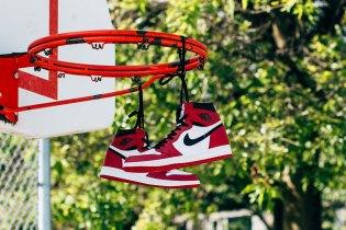 "Air Jordan 1 Retro High Returns in OG ""Chicago"" Colorway"