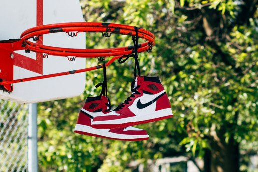 "Air Jordan 1 Retro High Returns in OG ""Chicago"" Colorway"