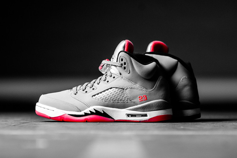 """Air Jordan 5 Retro GG """"Hot Lava"""""""