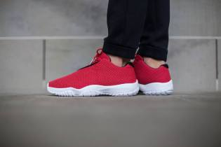 "Air Jordan Future Low ""University Red"""