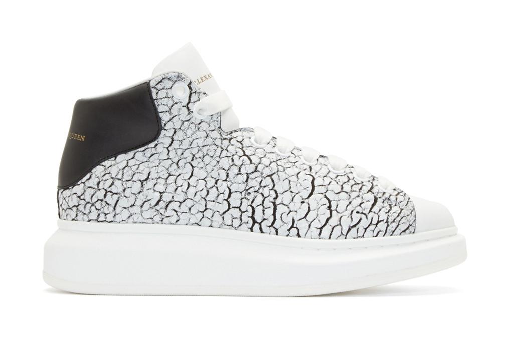 Alexander McQueen 2015 Summer Sneakers