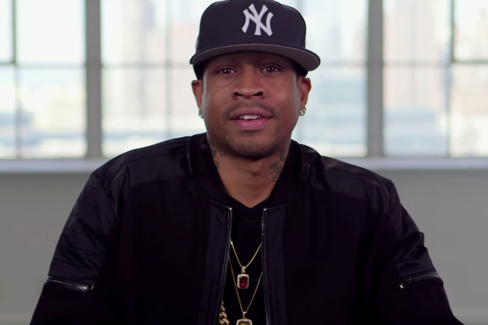 Allen Iverson Speaks of Haters and Being Different in His New Documentary