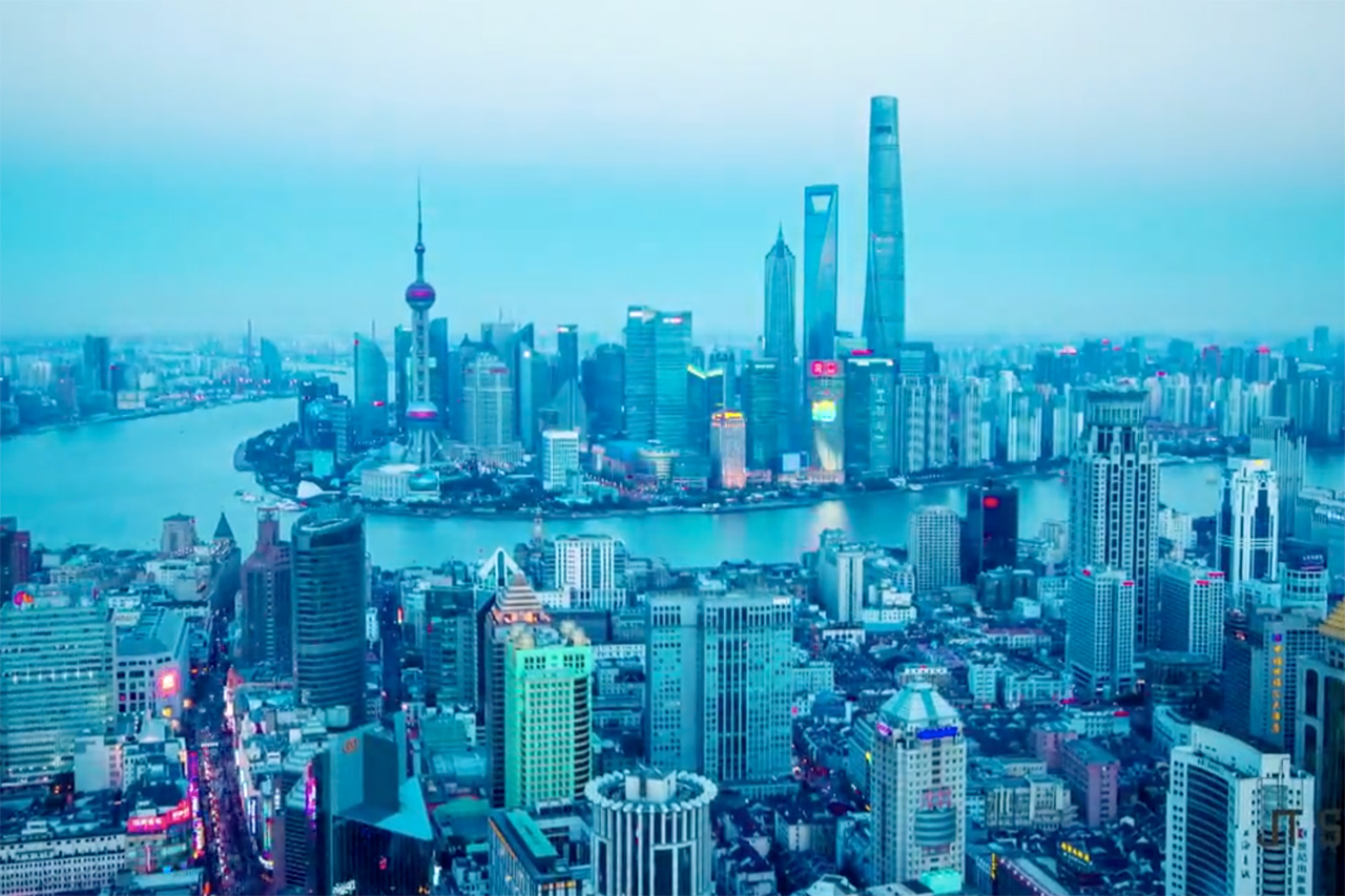 An Intriguing Journey Through Central Shanghai