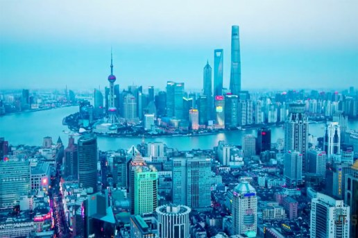 An Intriguing Journey Through Central Shanghai