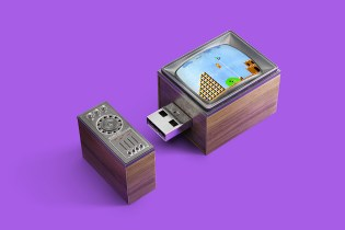 Andrei Lacatusu's Retro USB Sticks