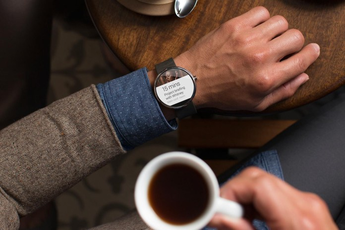 Android Wear Update Brings WiFi to Smartwatches