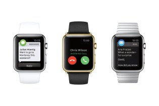 Apple Watch to Be Available in Apple Retail Stores Starting Next Month