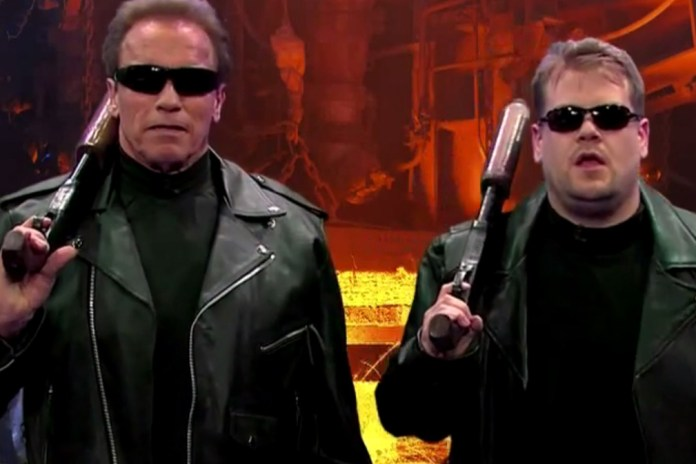 Arnold Schwarzenegger Acts Out Every One of His Films in 6 Minutes