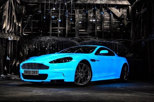 "Aston Martin DBS V12 ""Glow"" by Nevana Designs"