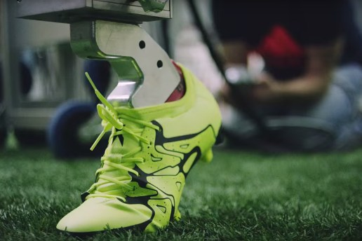 Behind the Design of adidas's Groundbreaking X15 Soccer Boot
