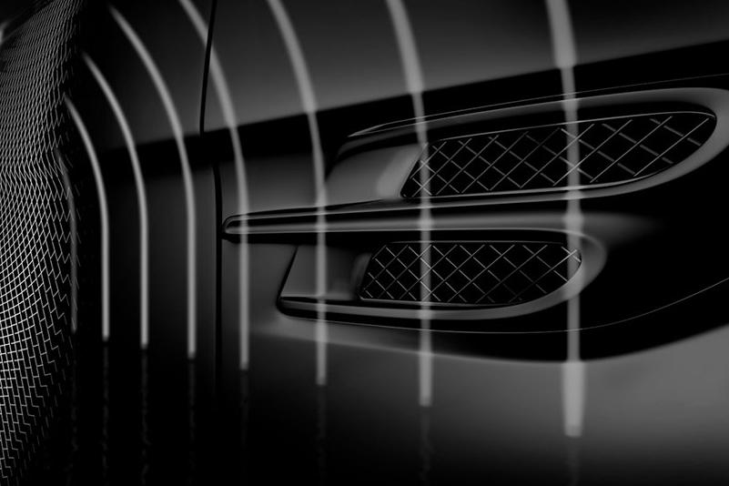 Bentley Teases Bentayga SUV in New Video