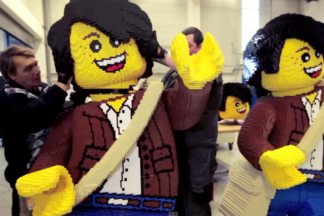 'Beyond the Brick: A Lego Brickumentary' Official Trailer