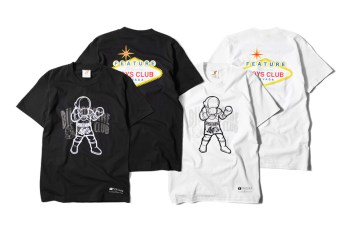 "Feature x Billionaire Boys Club ""Fight Of The Century"" T-Shirt"