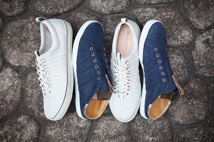 Billy Reid for K-Swiss 2015 Spring/Summer Footwear