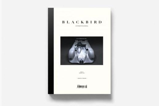 "'Blackbird' Vol. 6 ""Kinetic Theory"""