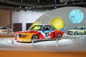 BMW Celebrates 40 Years of Its Art Car