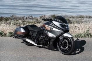 "BMW Unveils the Motorrad ""Concept 101"""