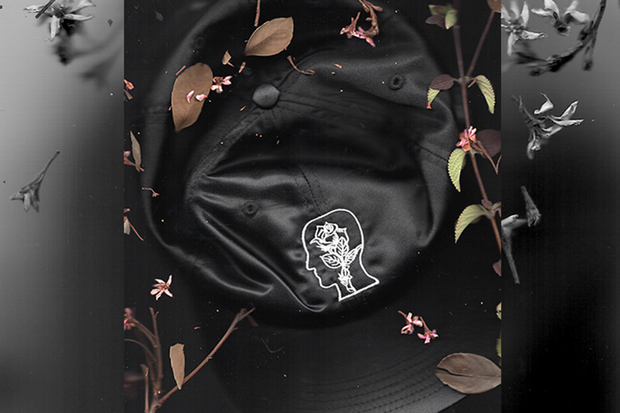 Brain Dead x Kinfolk 6-Panel Cap