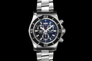 Breitling Superocean Chronograph M2000 Blacksteel