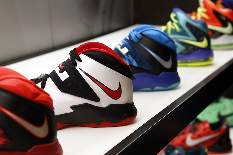 Brooklyn Gets Its First Nike Store