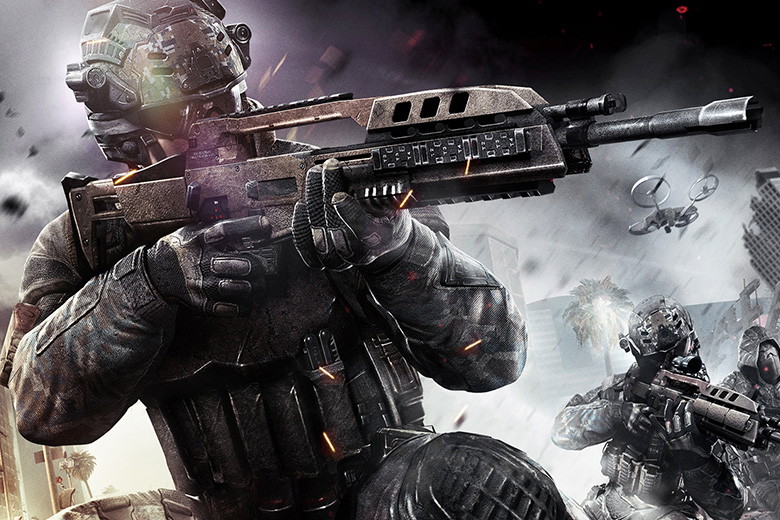 'Call of Duty: Advanced Warfare' - Supremacy DLC 3 Gameplay Trailer