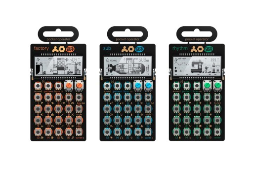 "Cheap Monday ""Pocket Operators"" Micro Synthesizers"