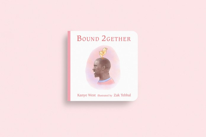 "Artist Recreates Kanye's ""Bound 2"" as a Children's Book"