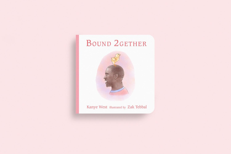 "Artist Recreates Kanye's ""Bound 2"" as a Children's Book"