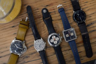 Check out Tony Fadell's Watch Collection With HODINKEE