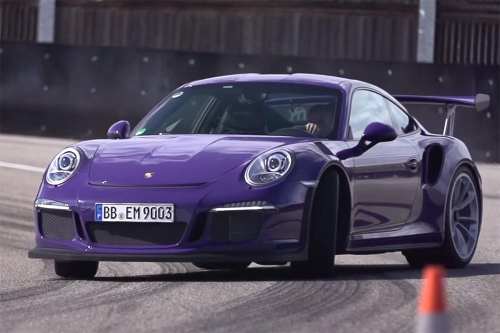 Chris Harris Hops in the Porsche 911 GT3 RS