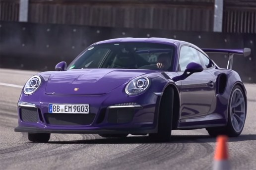 Chris Harris Hops in the Porsche 911 GT3 RS