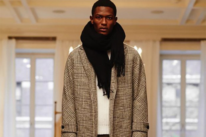 "Club Monaco 2015 Fall/Winter ""Dreaming of Iceland"" Collection"