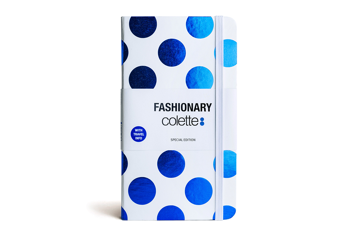 colette x Fashionary Notebooks
