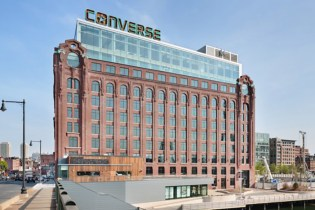 Converse's New Headquarters in Boston