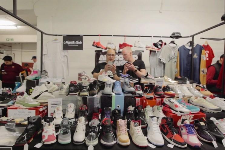 Crepe City Sneaker Festival
