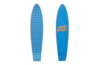 Daft Punk Release Line of '70s-Inspired Skateboards