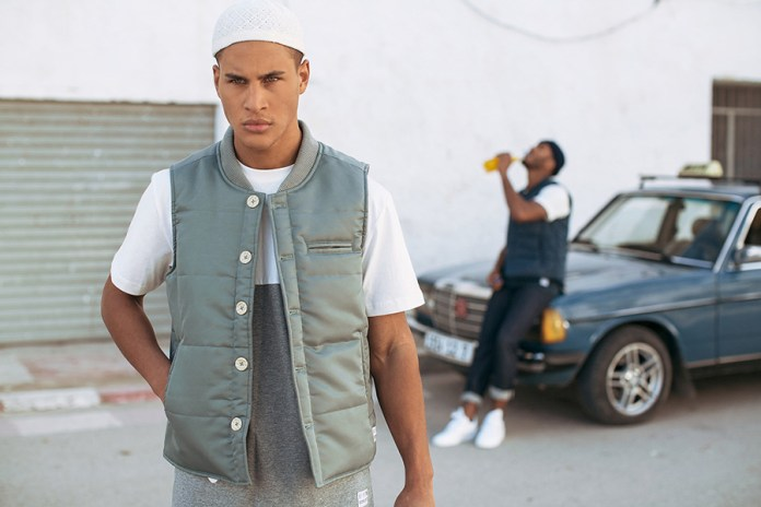 Daily Paper Spring/Summer 2015 Video Lookbook
