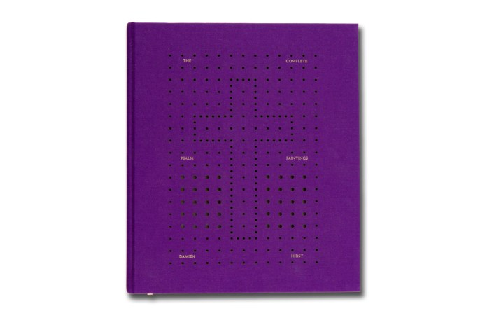 Damien Hirst's 'The Complete Psalm Paintings'