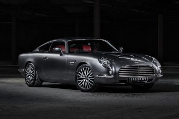 David Brown Automotive Speedback GT